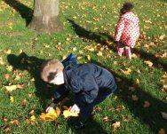 children autumn